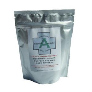 Robusta Health Enema Coffee